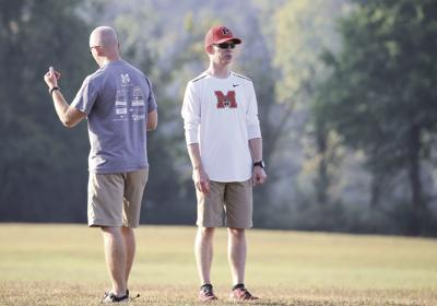 CROSS COUNTRY: Maryville's Boone Dixon