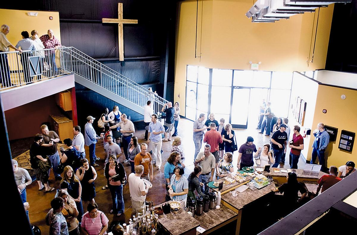 Alcoa Good Times >> Growing the Vineyard: Maryville church opens second location in Alcoa | Community ...