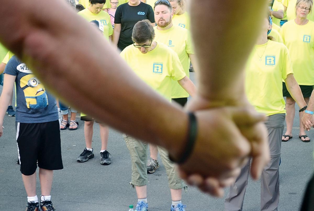 Helping Hands prayer