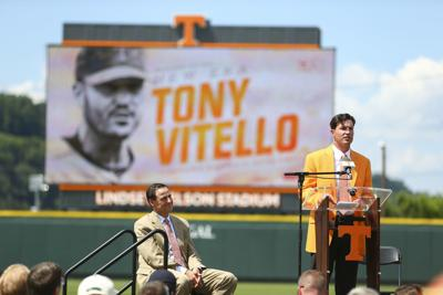 VOLS: Tony Vitello intro