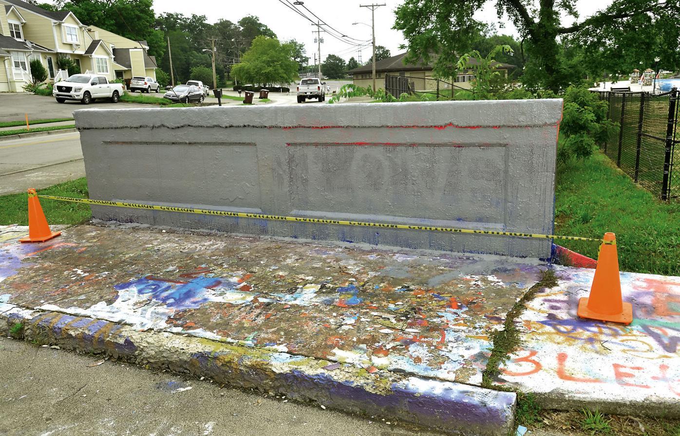 Bridge Painting Gray