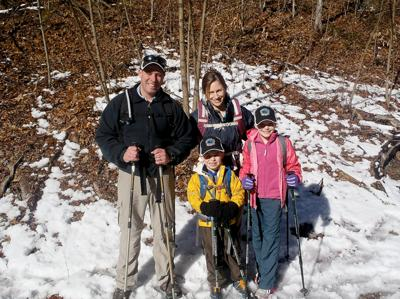 Jeff Alt wants to 'Get Your Kids Hiking'