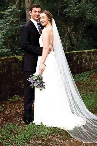 Sanford-Giles wedding