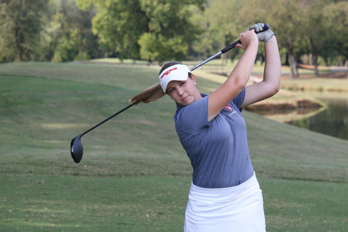 Maryville College golf Katelyn Witucki