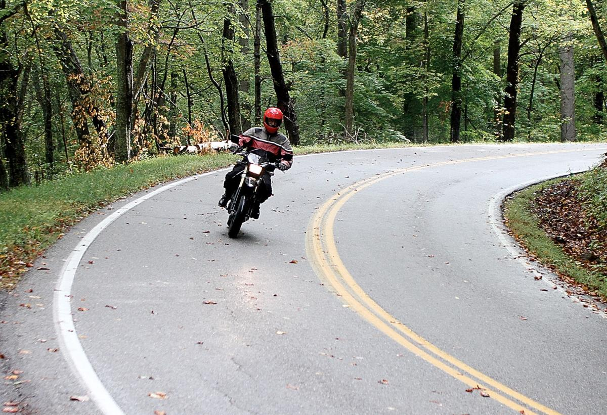 Tail Of The Dragon Photos >> Taming The Dragon The County S Most Dangerous Road Remained