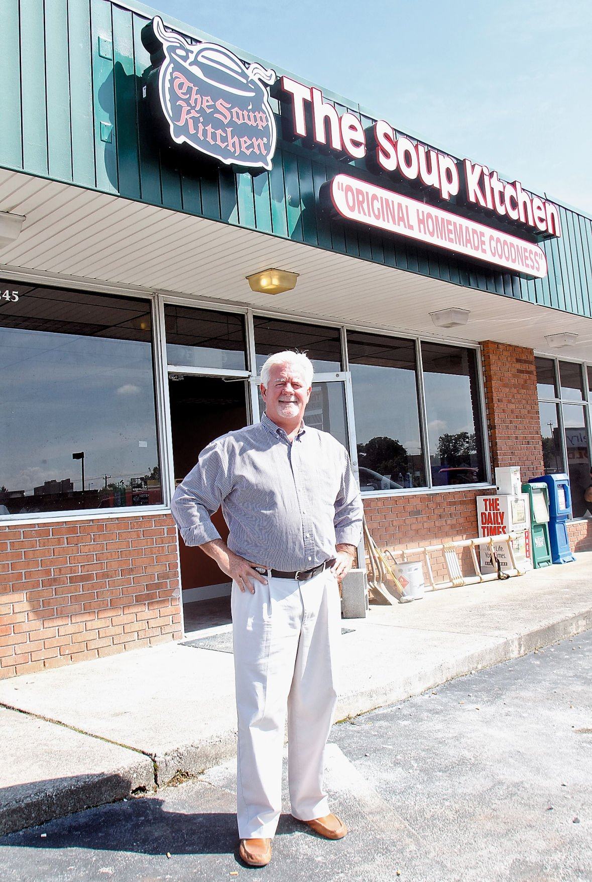 The Soup Kitchen planning August opening | Business | thedailytimes.com