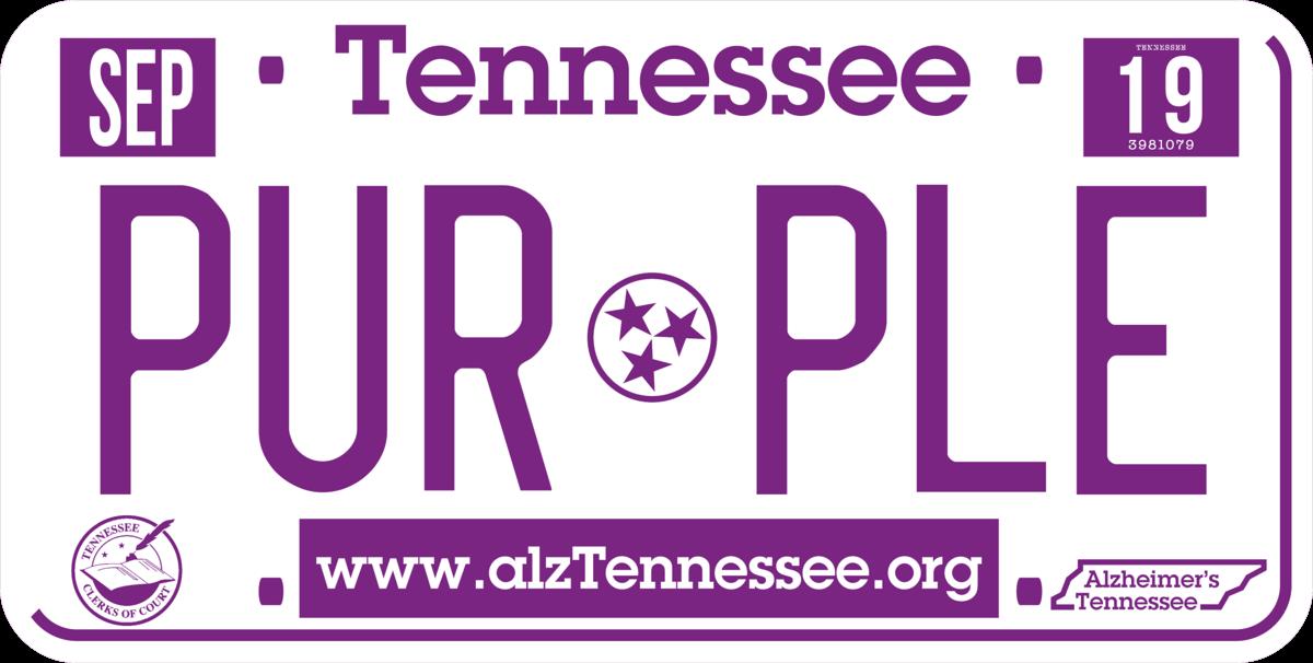 Purple Out Logo