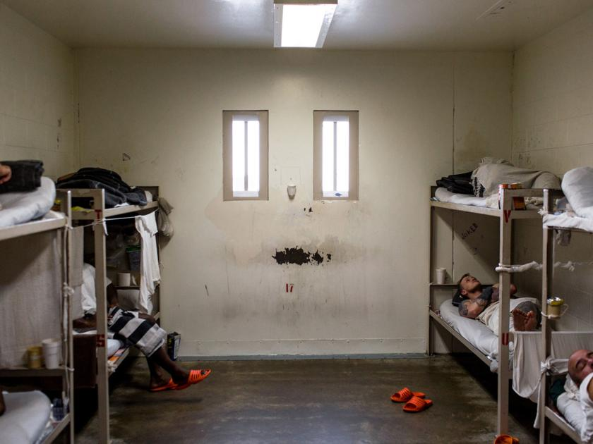 Mold problems at Blount County Jail   News   thedailytimes com