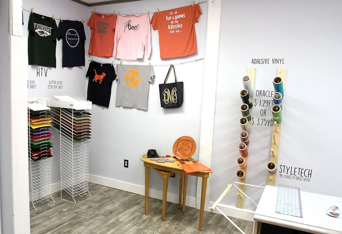 Purrfect Vinyl has recently opened at Foothills Mall