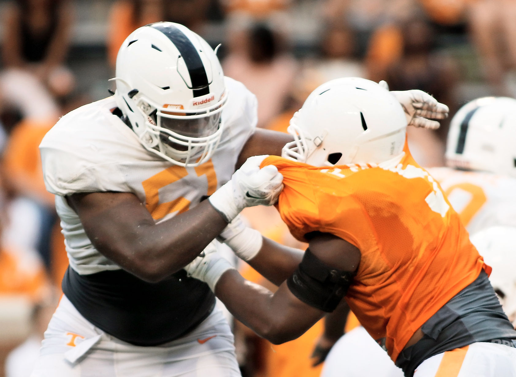 Butch Jones confirms Tennessee linebacker Darrin Kirkland Jr. will miss season