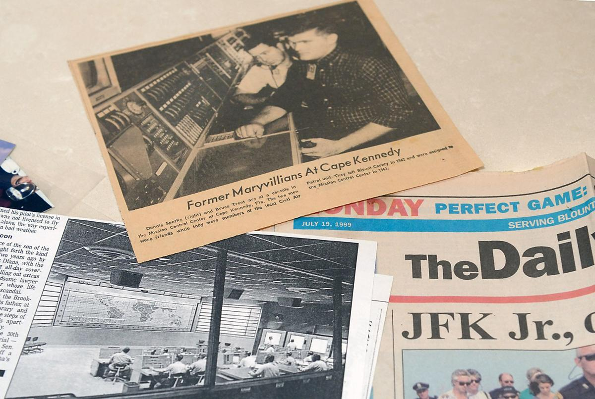 ADELESPARKS: Newspaper clippings