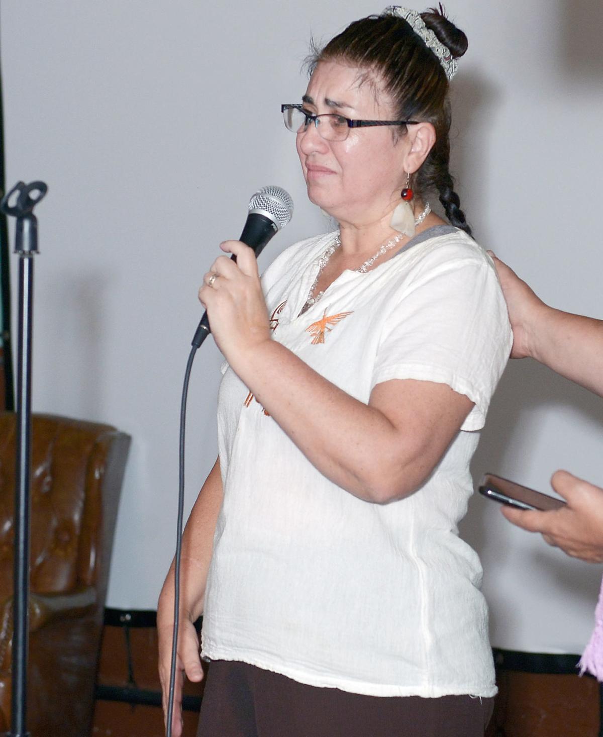 ANTIICE: Sonia Uriarte