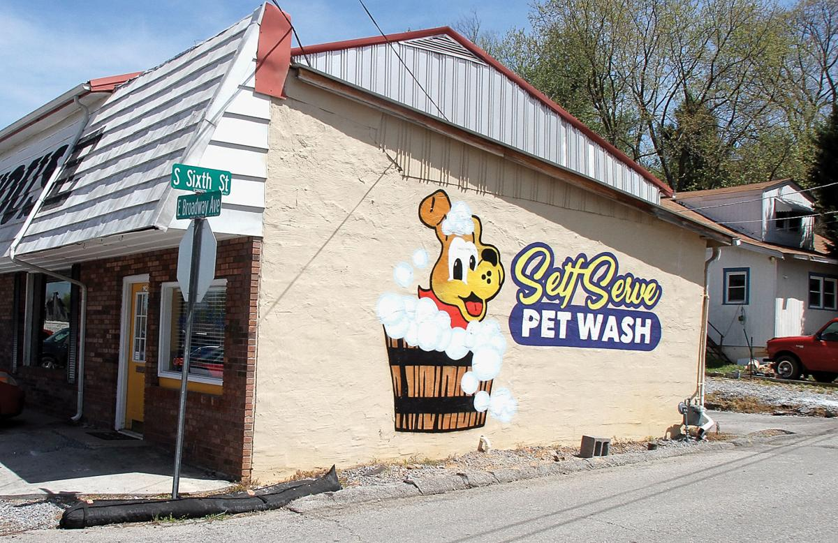 Do it yourself pet wash shop opens on east broadway business doggie stylin pet wash and boutique wash and boutique self serve pet wash solutioingenieria Images