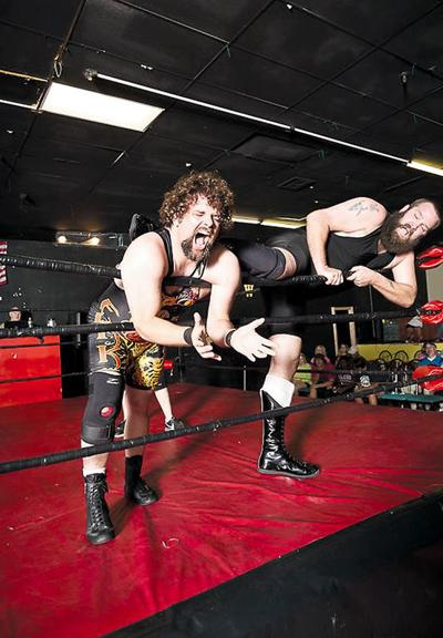 Shop with a Cop Fundraising Wrestling Show