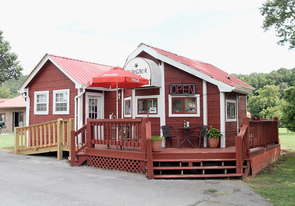 The Snoring Bear Diner and Hayden's Sweet Shop Cafe