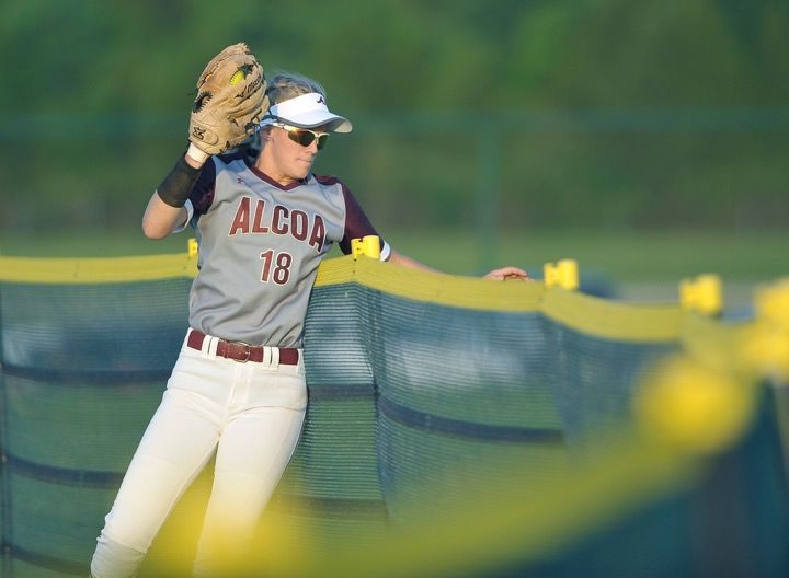 STATE: Alcoa's SieAnna Cameron