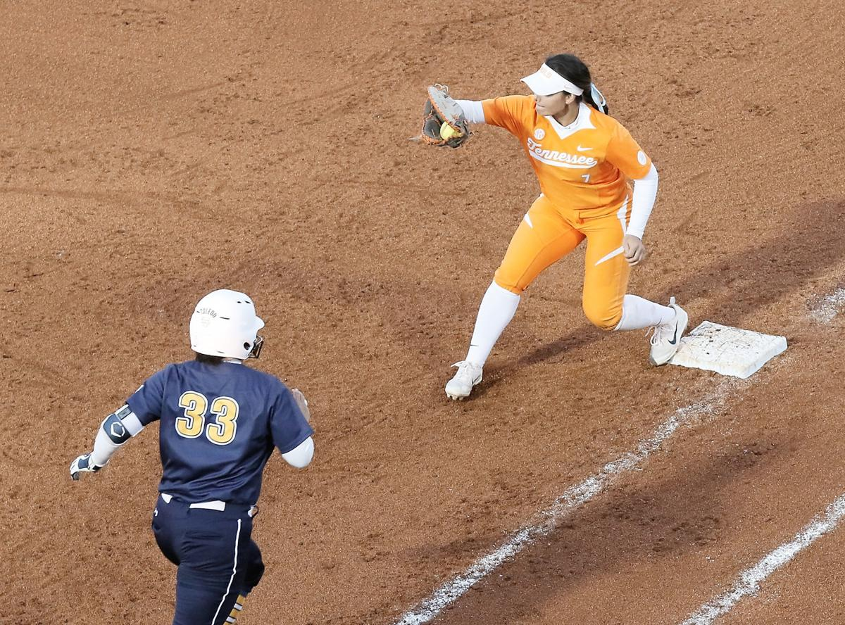 Lady Vols\' Ashley Morgan making freshman strides | Sports ...