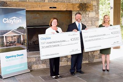 Clayton, Clayton Foundation each donate $250,000 to Pellissippi State Community College for Ruth and Steve West Workforce Development Center