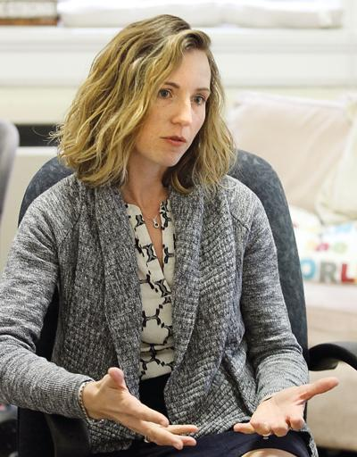 Maryville College Sociology Professor Tricia Bruce talks about sexual harassment and misconduct allegations in today's society