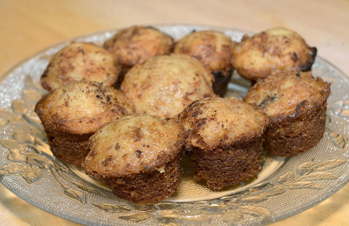 MISS OLIVIAS: Cereal Muffins