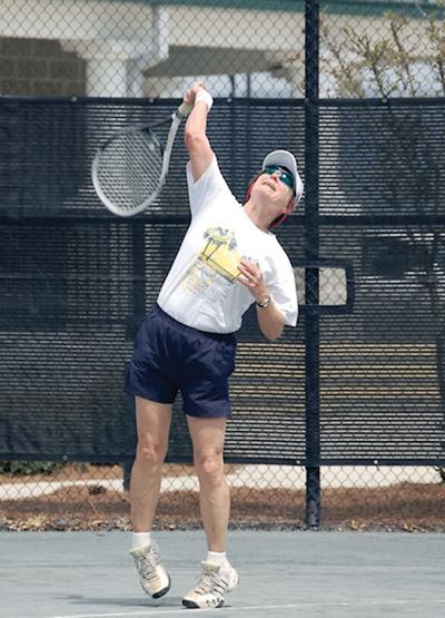 Caroline Haynes womens doubles champion