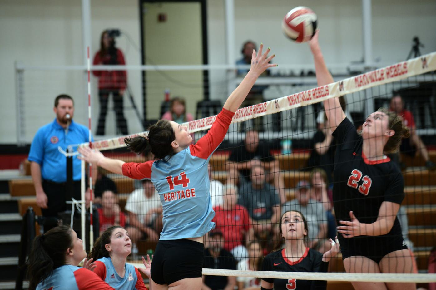 Volleyball Heritage and Maryville