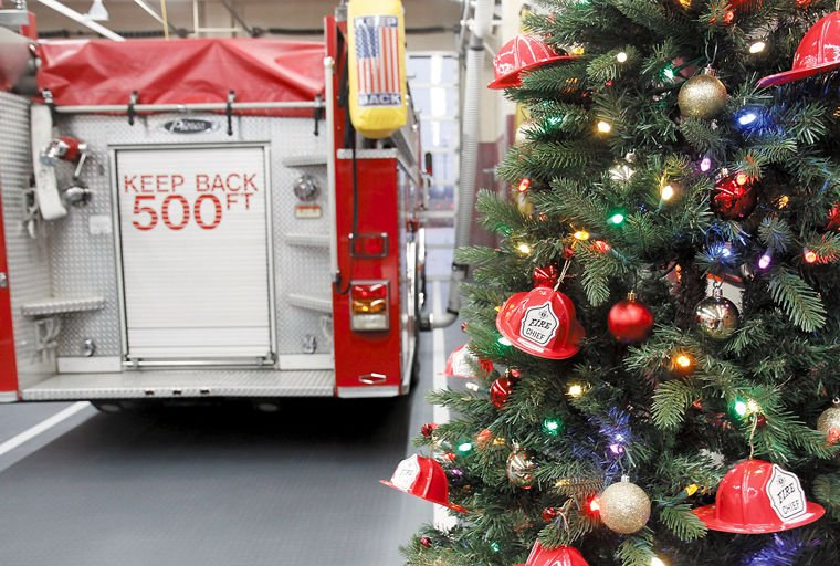 Blount Firefighters Celebrate Christmas On The Job News
