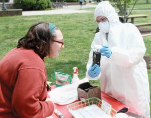 Maryville College takes education outside for Earth Week