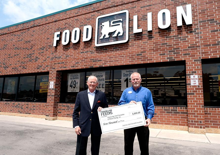 Food Lion Store Manager