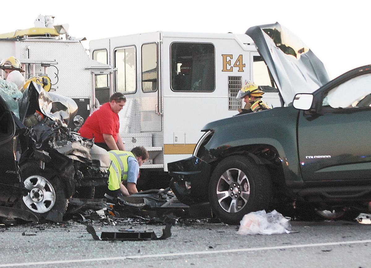 Tennessee blount county alcoa - Emergency Personnel Tend To An Accident Victim
