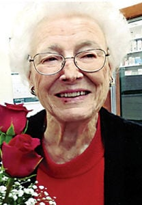 Dorothy Rogers, 61-year employee of Lowes drugstore, dies at age 82