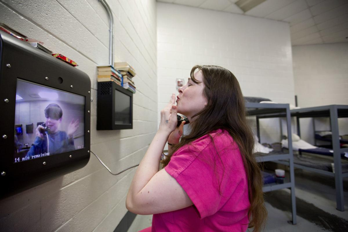 Video calls could replace visitation at Blount County jail