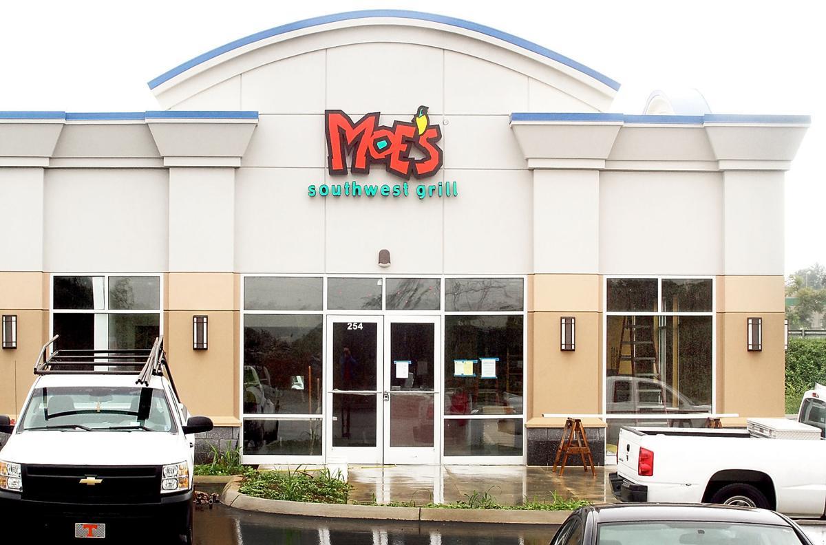 Moe\'s & Bojangles\' nearing Alcoa openings | News | thedailytimes.com