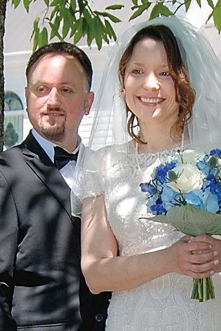 Tallent-Brock wedding