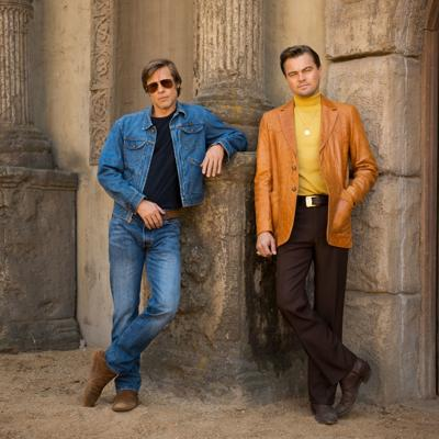 """Once Upon a Time ... in Hollywood"""