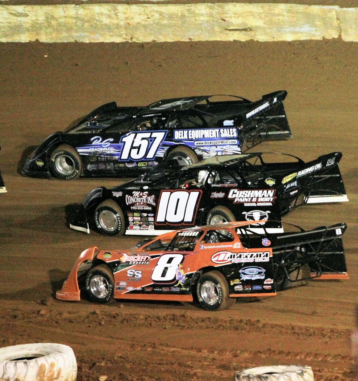 Roberts pushing leader after Southern Nationals stop in Ga  | Sports