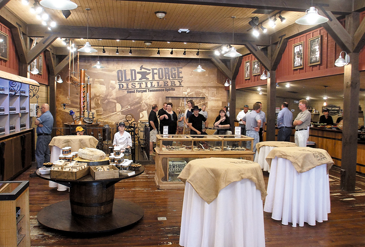 New Distillery In Pigeon Forge To Offer More Than