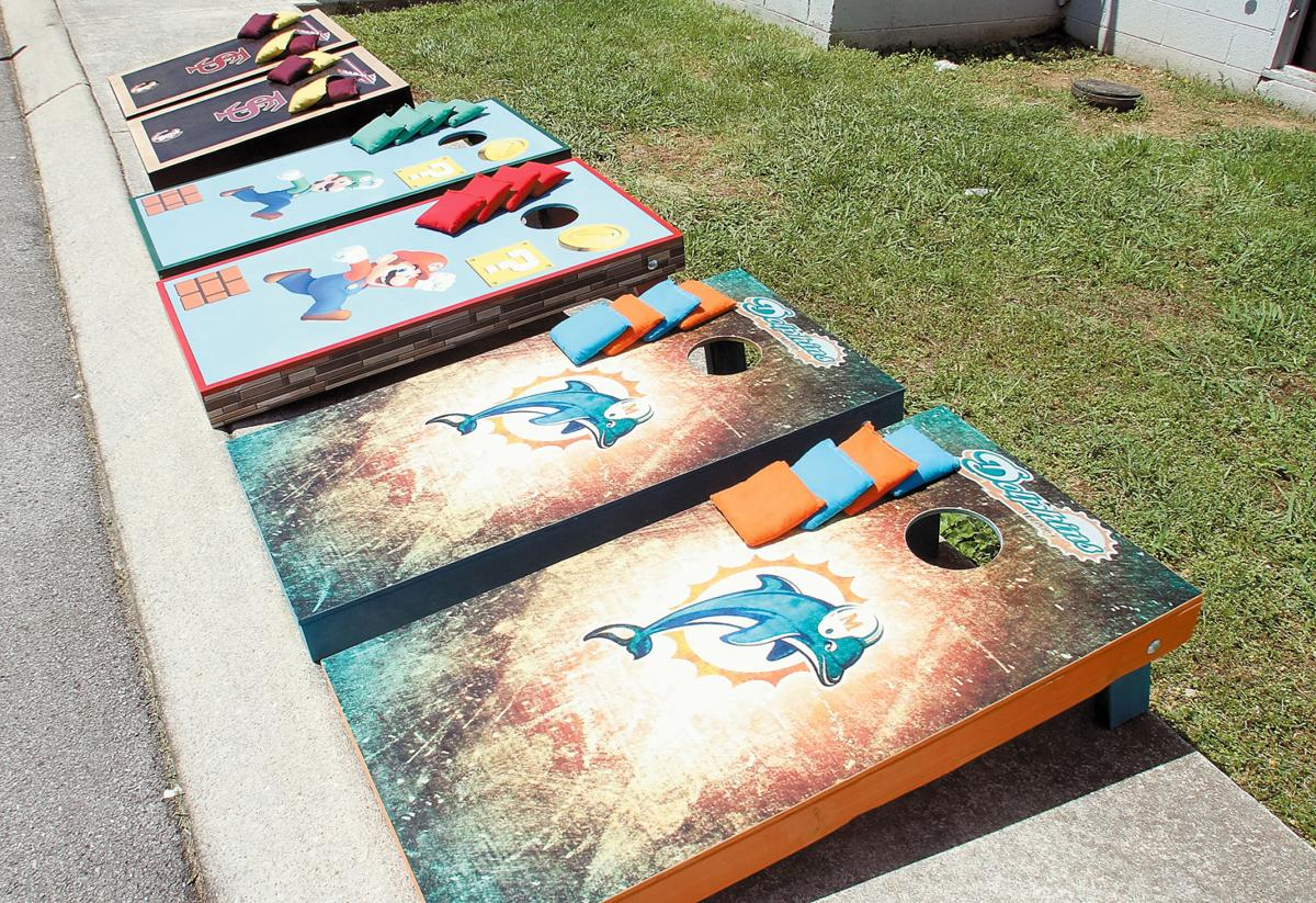 Image result for Three Benefits of Ordering A Custom Cornhole Board