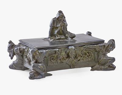 Kovels coffin