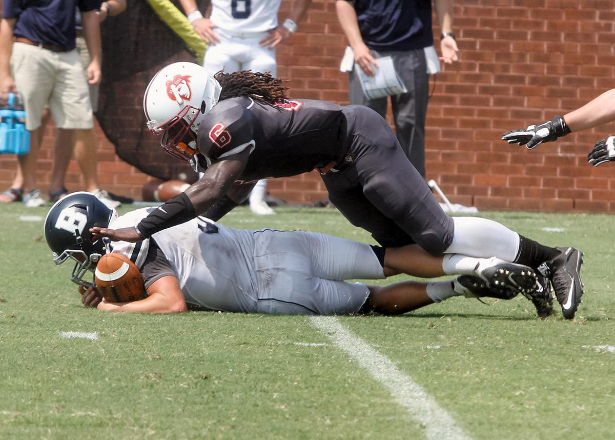 How They Scored Maryville College Fighting Scots 43 Berry College