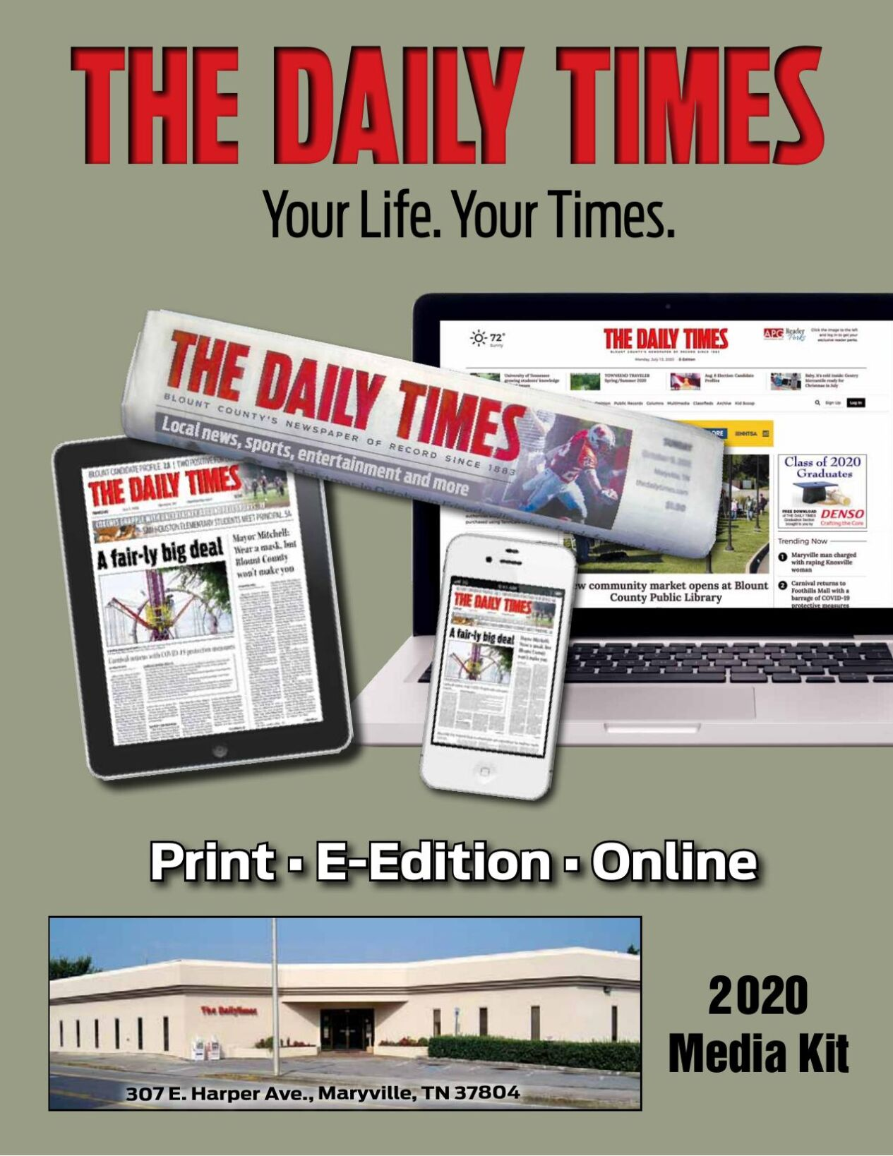 Daily Times Media Kit