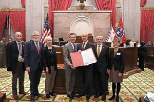 Maryville College bicentennial recognized in Nashville