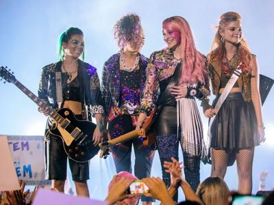 """""""Jem and the Holograms"""""""