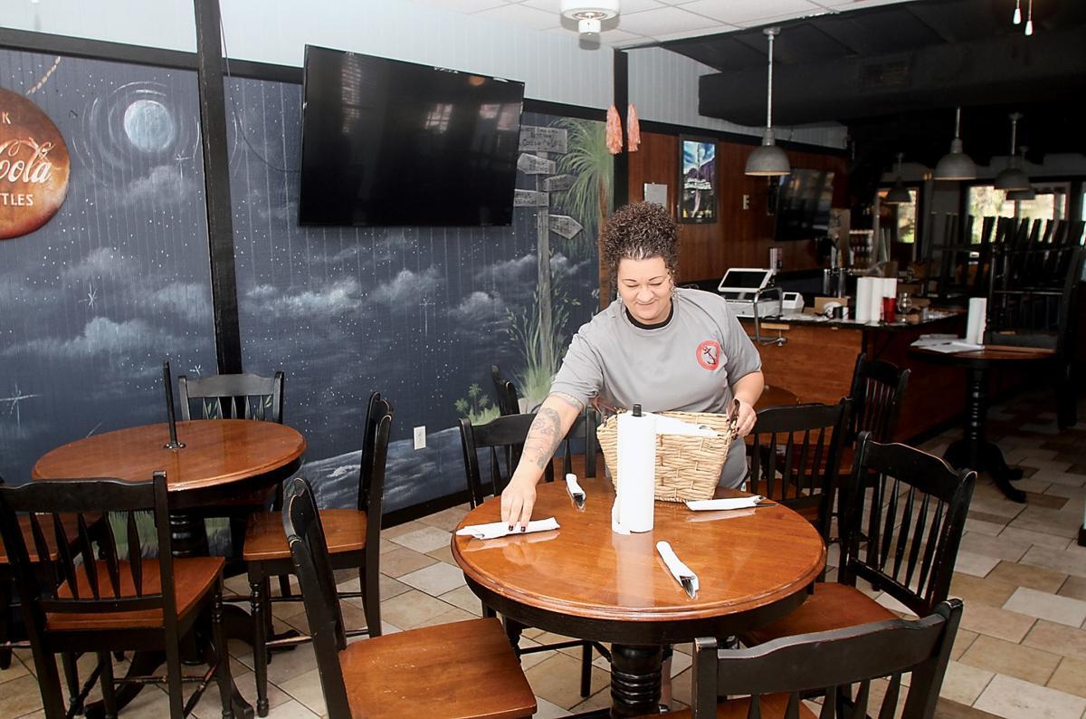 The Anchor Opens At Louisville Landing Marina News