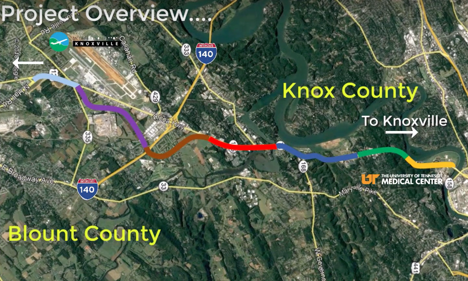 Alcoa Highway construction phase timeline could change | News