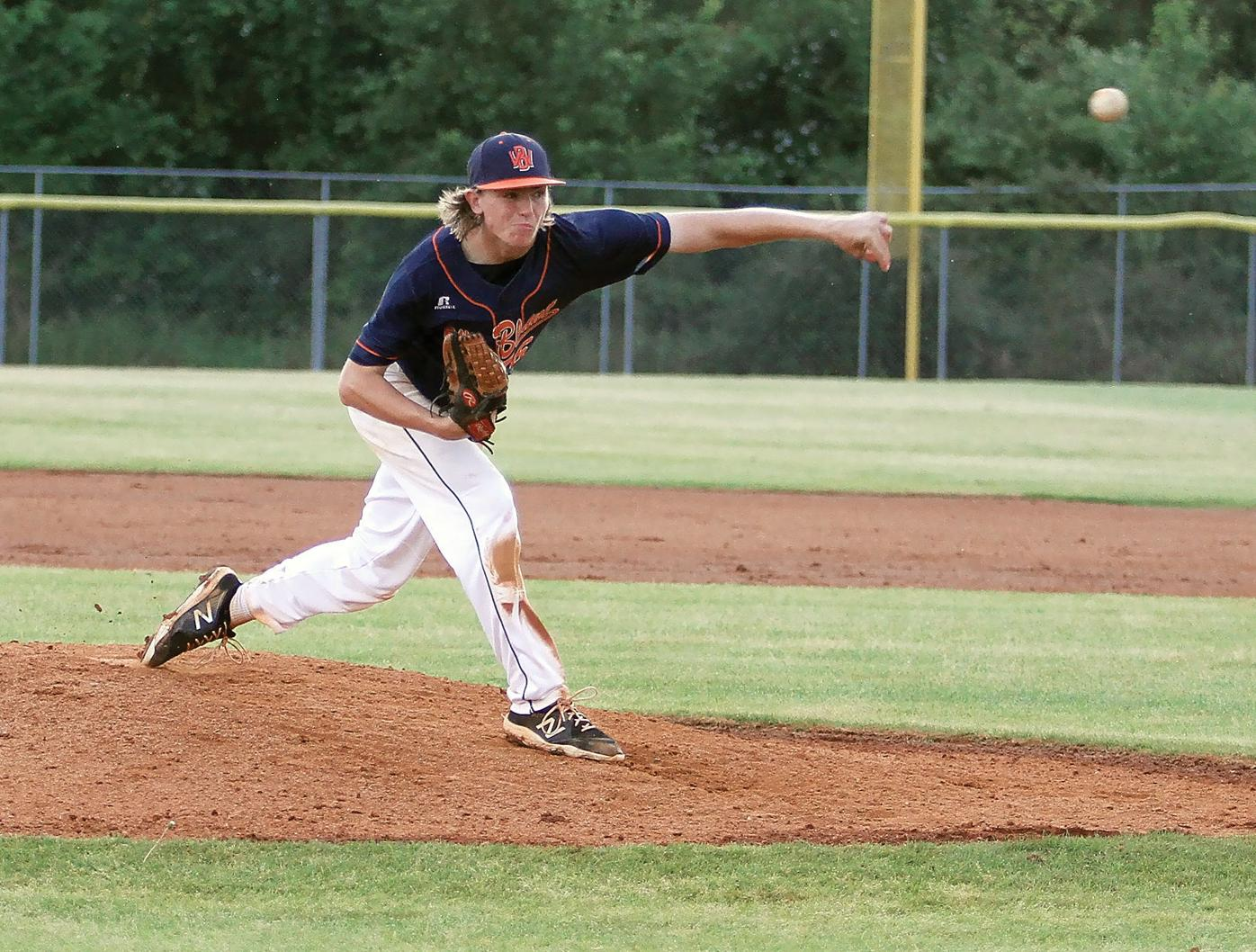 William Blount pitcher Rohde Kirkland