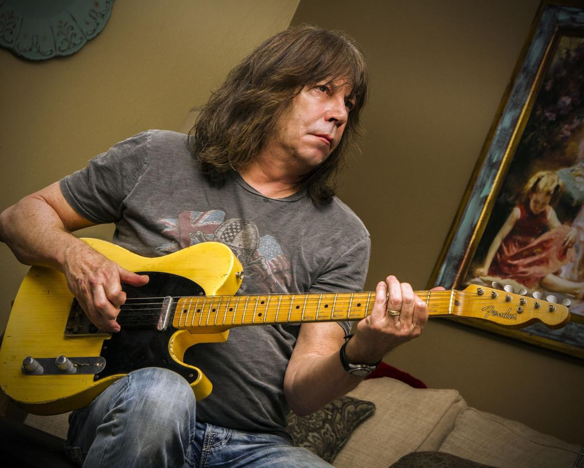 Pat Travers Stakes Out His Own Territory Amid A Changing