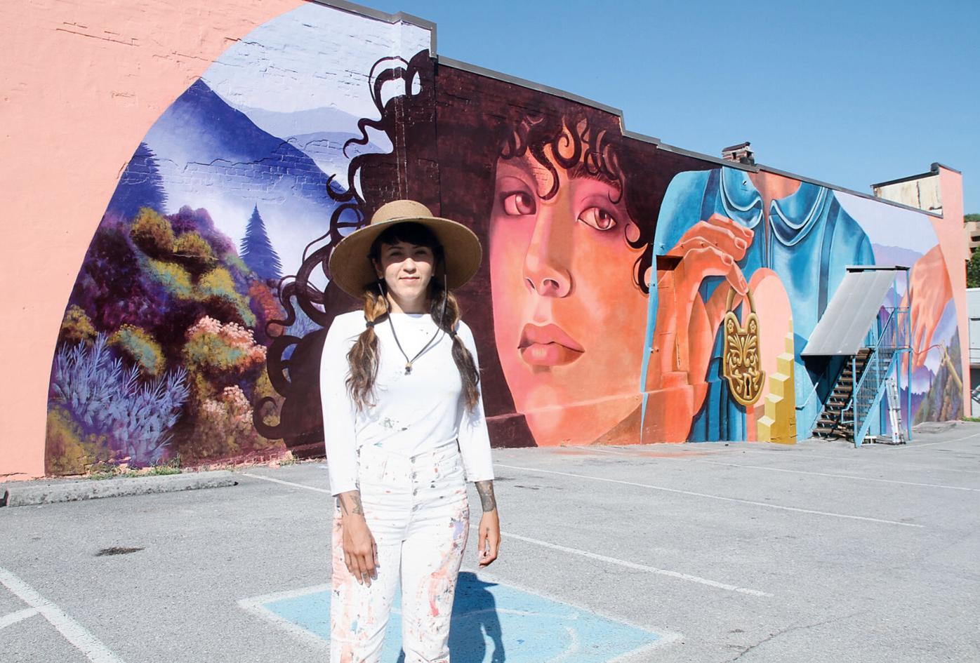Miami visual artist Nicole Salgar