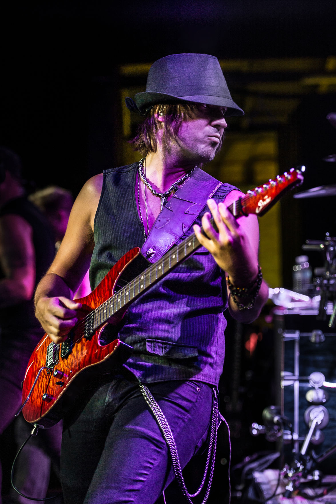 Guitarist Andy Wood Steps Out Of The Shadows For Bijou Show