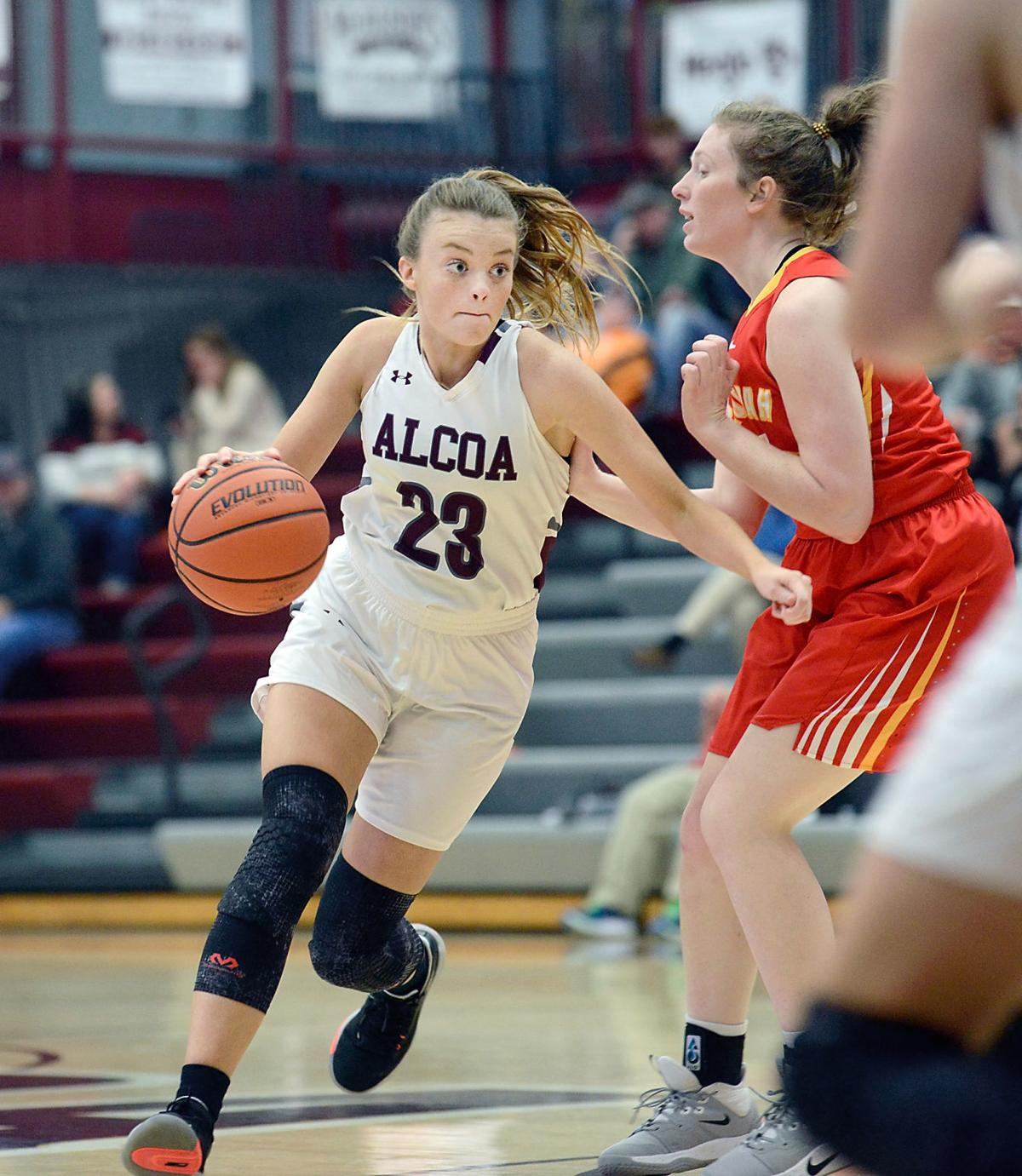 BBALL: Alcoa vs Sequoyah